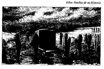Prehistoria de Las Gabias-grabado