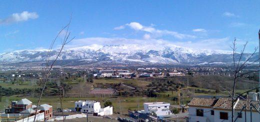 La Sierra desde Gabia