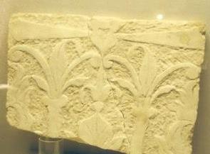 Restos marmoreos de la Mina Toleo