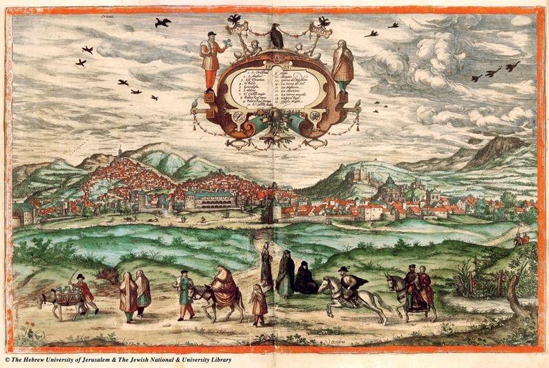 Granada desde las Gabias