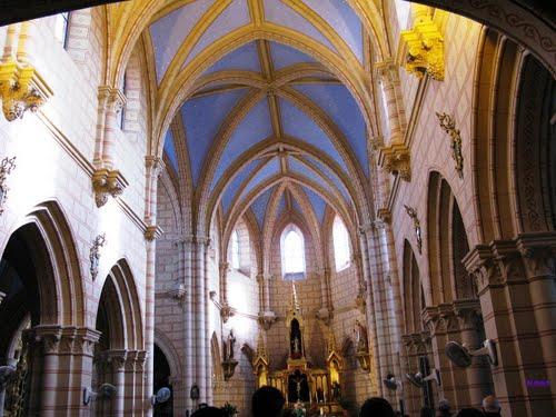 La Iglesia de Gabia