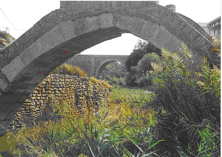 Puente Romano de la Malaha
