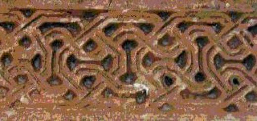 Recorte yesos antiguos Torre de Gabia