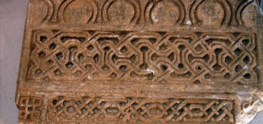 Torre de Gabia yeserias origiinales