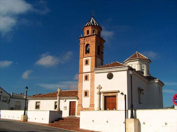 Ermita vista frontal