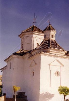 La ermita, parte posterior