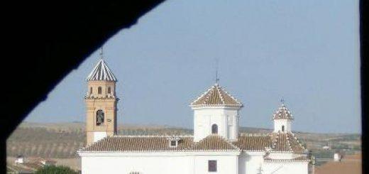 La Ermita desde el Torreón